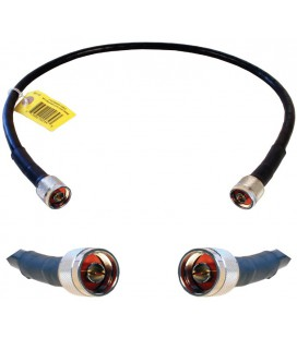 Антенный удлиняющий кабель ITelite N-Male - N-Male 1м