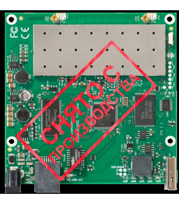 Mikrotik RouterBOARD 711-2HnD