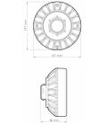 RF elements SIMPER 5M-N.LITE