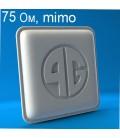 AX-2513PF MIMO 2x2 - панельная антенна 4G LTE2600.75Ом