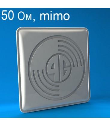 AX-2520P MIMO 2x2 4G/LTE внешняя антенна (20dBi)