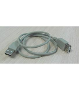 Кабель удлинитель USB 0.75м