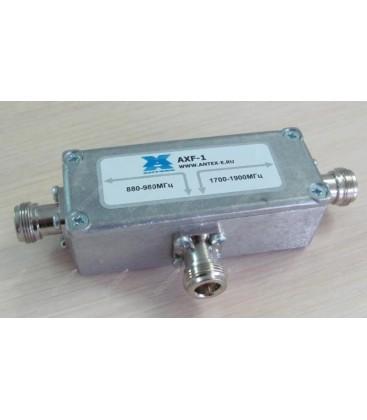 AXF-1 - ДЕЛИТЕЛЬ (ДИПЛЕКСЕР) ДЛЯ GSM РЕПИТЕРА