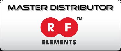"""ООО """"НетАир"""" - официальный дистрибьютор компании RF Elements"""