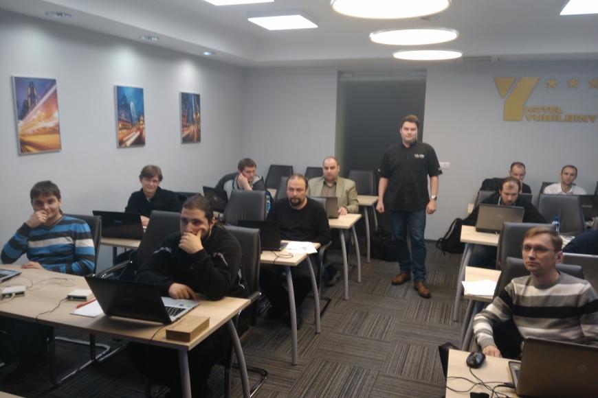 Тренинг MTCNA в ноябре 2014