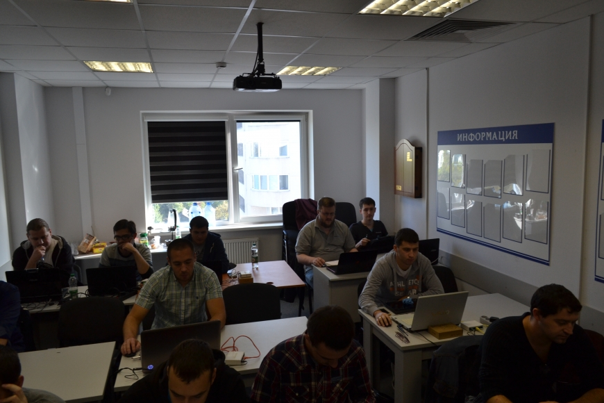 Тренинг MTCNA в сентябре 2015