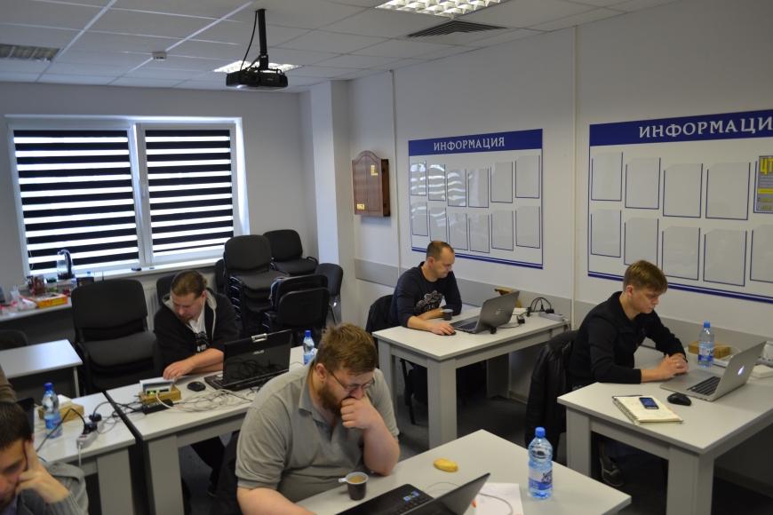 Тренинг MTCRE в сентябре 2015