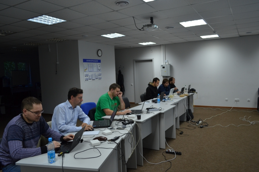 Тренинг MTCWE в сентябре 2015