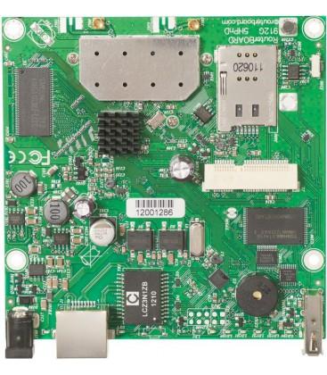MikroTik RouterBoard 912UAG-5HPnD