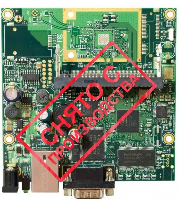 MikroTik RouterBOARD 411