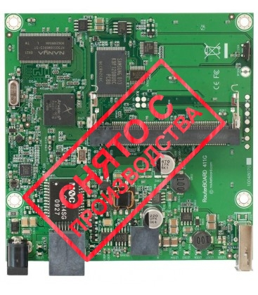 MikroTik RouterBOARD 411UAHL