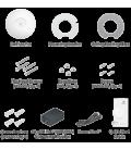 Ubiquiti UniFi AP AC PRO 5-Pack (компл. 5 шт.)