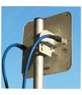 AX-2513P MIMO 2x2 - панельная антенна 4G LTE2600