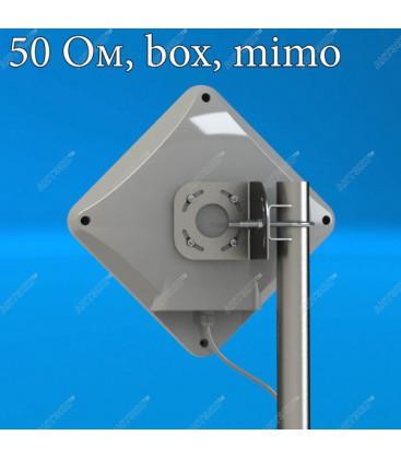 AX-1814P MIMO 2x2 UNIBOX - антенна с гермобоксом для 4G модема LTE1800