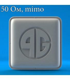 AX-809P MIMO 2x2 UNIBOX - антенна с гермобоксом для 4G модема LTE800