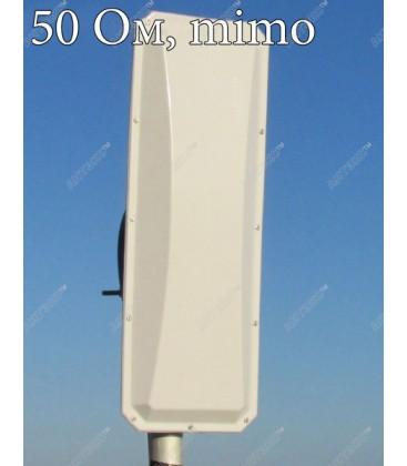 AX-2415PS60 MIMO 2x2 NEW - секторная антенна Wi-Fi