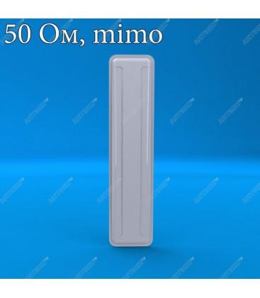 AX-2417PS60 MIMO 2x2 - секторная антенна WiFi