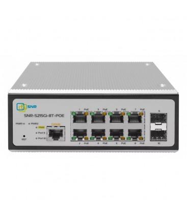 SNR-S1100G-8T