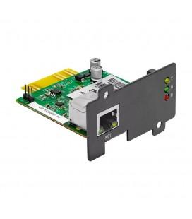 SNR-UPS-SNMP-105P Модуль удаленного мониторинга SNMP для ИБП