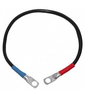 SNR-BJ2-01-10-M8B Перемычка для соединения свинцово-кислотных аккумуляторов 10 см 10 кв.мм под M8