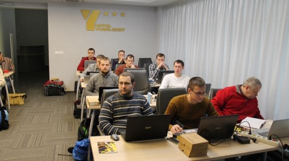 Тренинги в феврале 2017, MTCNA